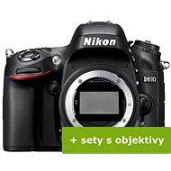 Nikon D610 - Digitální zrcadlovka
