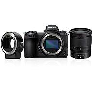 Nikon Z6 + 24-70mm+ FTZ adaptér - Digitální fotoaparát