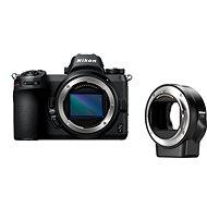 Nikon Z7 + FTZ adaptér - Digitální fotoaparát