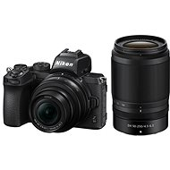 Nikon Z50 + 16-50mm + 50-250mm - Digitální fotoaparát