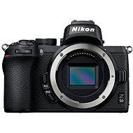 Nikon Z50 + FTZ adaptér - Digitální fotoaparát