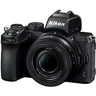 Nikon Z50 + 16-50mm + FTZ adaptér - Digitální fotoaparát
