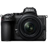 Nikon Z5 + 24-50mm + FTZ adaptér - Digitální fotoaparát
