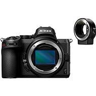 Nikon Z5 + FTZ Adapter - Digital Camera