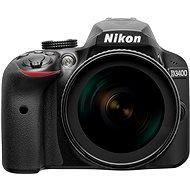 Nikon D3400 černý + 18-105mm VR - Digitální fotoaparát