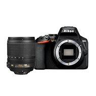 Nikon D3500 černý + 18-105mm VR - Digitální fotoaparát