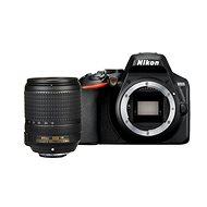 Nikon D3500 Black + 18-140mm VR - Digital Camera