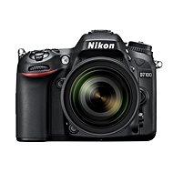 Nikon D7100 černý + objektiv 18-105 AF-S DX VR - Digitální zrcadlovka