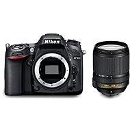 Nikon D7100 černý + objektiv 18-140 AF-S DX VR - Digitální zrcadlovka