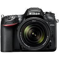 Nikon D7200 černý + objektiv 18-140 VR AF-S DX - Digitální fotoaparát