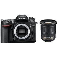 Nikon D7200 černý + 10-24mm F3.5-4.5G AF-S DX - Digitální fotoaparát