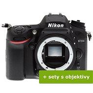 Nikon D7200 - Digitální zrcadlovka