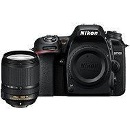 Nikon D7500 černý + objektiv 18-140mm VR - Digitální fotoaparát