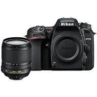 Nikon D7500 černý + objektiv 18-105mm VR - Digitální fotoaparát