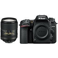 Nikon D7500 černý + objektiv 18-300mm VR f/6,3 - Digitální fotoaparát