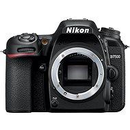Nikon D7500 - Digitální zrcadlovka