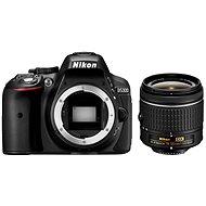 Nikon D5300 + Objektiv 18-55 AF-P - Digitální fotoaparát