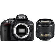 Nikon D5300 + Objektiv 18-55 AF-S DX VR II - Digitální zrcadlovka