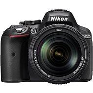 Nikon D5300 + Objektiv 18-140 AF-S VR - Digitální fotoaparát