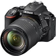 Nikon D5500 + Objektiv 18-140 AF-S DX VR + Nikon Starter Kit