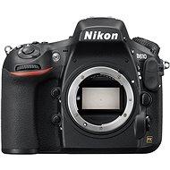 Nikon D810 tělo černé - Digitální fotoaparát