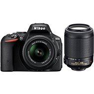 Nikon D5500 + Objektivy 18-55 AF-S DX VR II + 55-200mm AF-S DX VR II - Digitální zrcadlovka