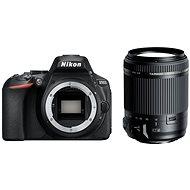 Nikon D5600 černý + TAMRON AF 18-200mm f/3.5-6.3 Di II VC pro Nikon - Digitální fotoaparát