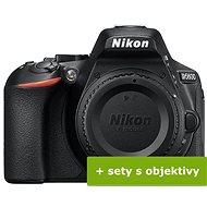 Nikon D5600 - Digitální zrcadlovka