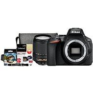 Nikon D5600 + 18-140mm F3.5-5.6 VR + Nikon Starter Kit - Digitální fotoaparát