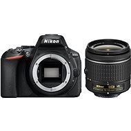 Nikon D5600 + 18-55mm AF-P VR Kit - Digitální fotoaparát