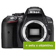 Nikon D5300 - Digitální zrcadlovka