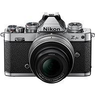 Nikon Z fc + 16-50 VR Silver - Digital Camera