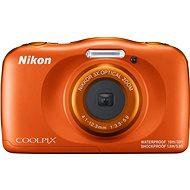 Nikon COOLPIX W150 oranžový backpack kit