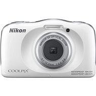 Nikon COOLPIX W150 bílý Holiday kit - Dětský fotoaparát