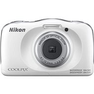Nikon COOLPIX W150 bílý Holiday kit