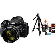 Nikon COOLPIX P900 + Rollei Foto Starter Kit 2 - Digitální fotoaparát