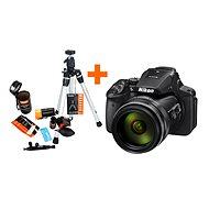 Nikon COOLPIX P900 + Rollei Starter Kit