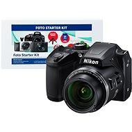 Nikon COOLPIX B500 černý + Alza Foto Starter Kit - Digitální fotoaparát