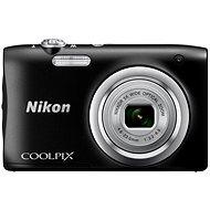 Nikon COOLPIX A100 černý - Digitální fotoaparát