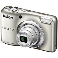 Nikon COOLPIX A10 stříbrný - Digitální fotoaparát