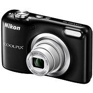 Nikon COOLPIX A10 černý - Digitální fotoaparát