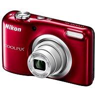 Nikon COOLPIX A10 červený - Digitální fotoaparát
