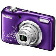 Nikon COOLPIX A10 fialový lineart - Digitální fotoaparát