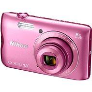 Nikon COOLPIX A300 růžový - Digitální fotoaparát