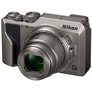 Nikon COOLPIX A1000 stříbrný - Digitální fotoaparát