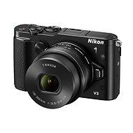 Nikon 1 V3 + objektiv 10-30mm - Digitální fotoaparát