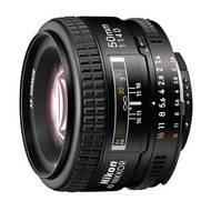 NIKKOR 50mm f/1.4 AF D A black - Objektiv