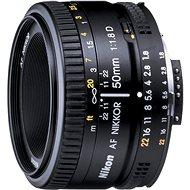 NIKKOR 50 mm F1.8 AF D Black - Lens
