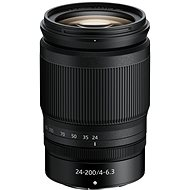 NIKKOR Z 24-200 mm f/4-6,3 VR - Objektiv