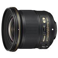 NIKKOR 20mm F1.8G AF-S - Lens